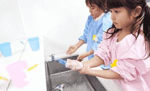 学校・幼稚園・保育園で予防すべき感染症